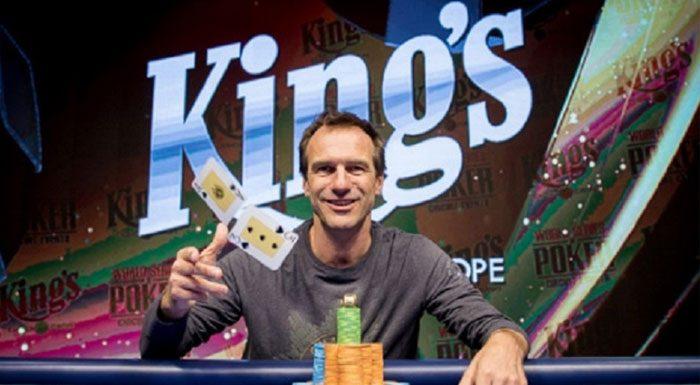 Павел Бинар выиграл WSOPC