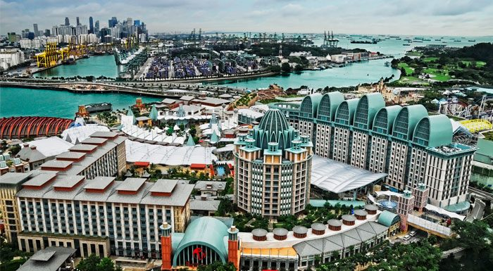 Казино Resorts World Sentosa (Сингапур)