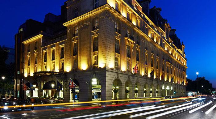 Легендарное казино Ritz в Лондоне